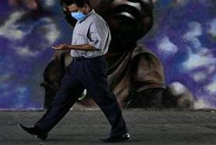 Meksika'da hayat normale d�n�yor.10267
