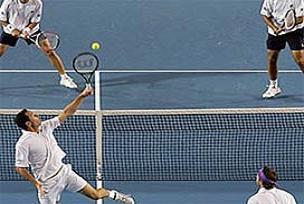 Davis Cup İstanbul'da başladı.15877