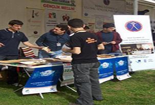 Gençler Mardin'de buluşuyor.15711