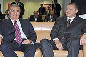 Erdoğan ve Baykal'dan özel fotoğraf.14860