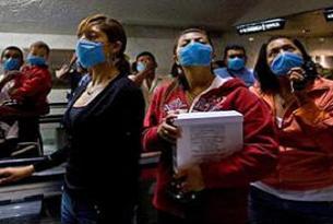 Ankara'da domuz gribi paniği.13479
