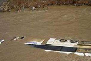 Otobüs nehre uçtu: 25 ölü 5 yaralı.9094
