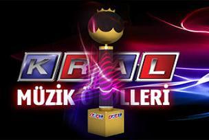 Kral TV Müzik Ödülleri sahiplerini buldu.11549