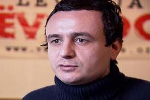 Albin Kurti Makedonya'da tutuklandı.9092