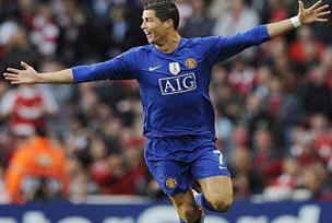MANU finali kaptı Ronaldo büyüledi.13682