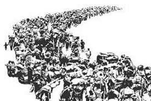 Bulgaristan Türkleri sürgünü anıyor.21135