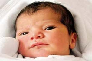 Doğduktan hemen sonra konuştu.11898