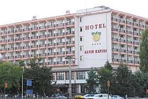 Malatya'nın Altın Kayısı Oteli kapandı.18685