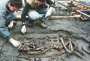 Doğubeyazıt'ta çok sayıda kemik bulundu.19414