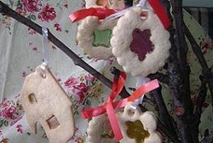Anneler g�n�ne vitray kurabiyeler/ TAR�F.15607