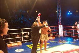 Kicks Boks Şampiyonası Antalya'da!.13910