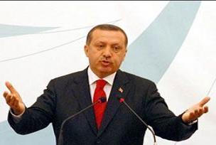 Erdoğan muhalefetin tavrına fena çattı.9717