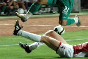Süper Lig için Play-off maçları programı.12803