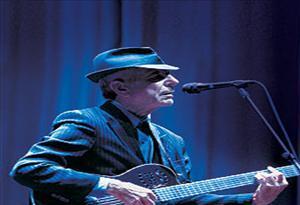 Leonard Cohen Türkiye'ye geliyor.11455