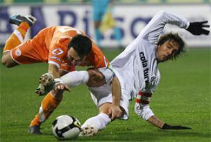 Matias Delgado sezonu kapattı.14572