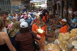 Beypazarı'nda festival hazırlığı.17124