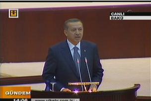 Erdoğan'ın Azeri vekillere mesajı net!.9491