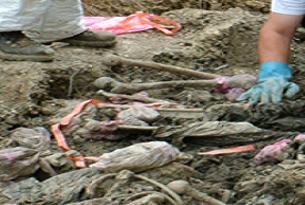 Kazılardan insan kemikleri çıktı.37051
