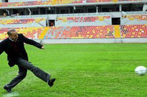 Erdoğan futbolu neden bırakmış?.14988