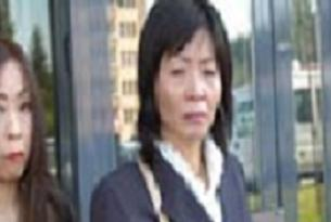 Japon anne kızına kavuştu.9462
