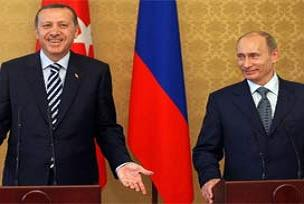 Rusya Başbakanı Putin Türkiye'ye geliyor.10841