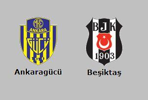 Beşiktaş, Ankaragücü'ne hiç acımadı: 1-3.8938