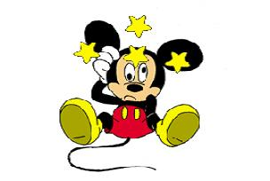 Mickey Mouse'un sesi öldü.9332