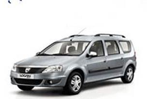 İhtiyacınız olan herşey Dacia MCV'de.8270