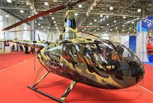 Helikopter sanayinin Moskova şovu.17760