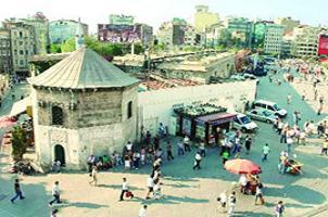 'Taksim'e cami geliyor' haberinin aslı.19398