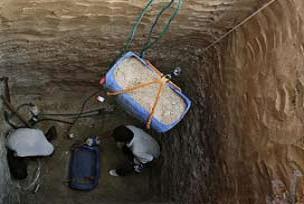 Gazze'de tünel çöktü: 2 Filistinli öldü.12654