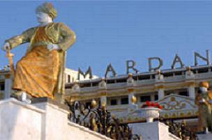 Türkiye'nin en lüks oteli açıldı.11917