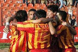 Kayserispor, Hacettepe'yi eli boş yolladı.21101