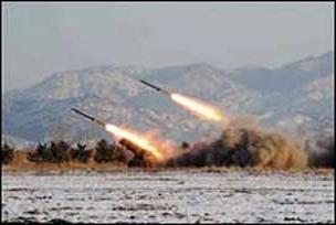 Kuzey Kore yeni füzeler deneyecek.10807