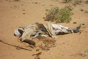 Sudan'da kabileler çatıştı: 100 ölü.12751