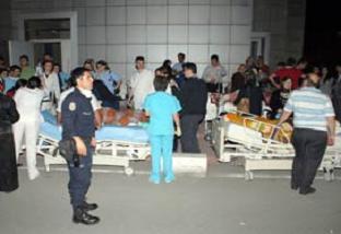 Bursa'daki hastanede birçok aksaklık var.12704