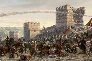 İstanbul'u tarih boyu kimler kuşattı?.14604