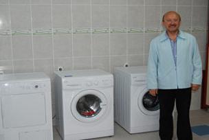 Kastamonu Belediyesi çamaşır yıkayacak!.8523