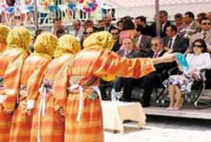 Halk Oyunları Türkiye şampiyonu.17671
