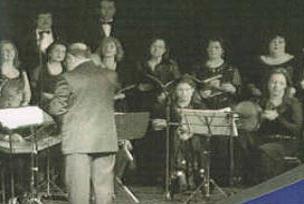 Öğretmenler korosu Zeytinburnu'nda.11283