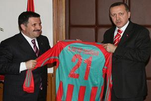 Erdoğan'dan Diyarbakırspor'a telgraf.11717