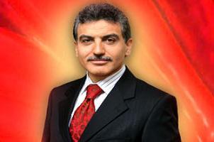 TVYD'nin yeni başkanı Hidayet Karaca.9214