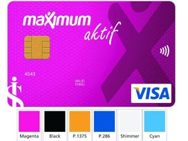 Maximum Aktif Kartlar KGS özelliği kazandı.12798