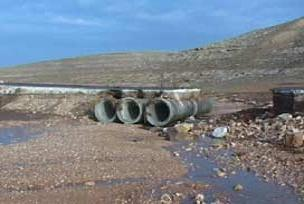 Çat Barajı'na kanalizasyon karışıyor iddiası.11942