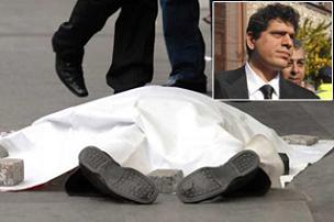 Hrant Dink'in oğlu vatani görevinde!.11387