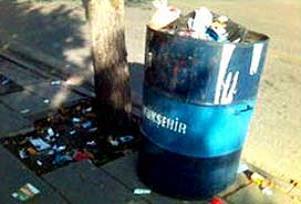 Bebeğini neden çöp poşetine koymuş!.12788