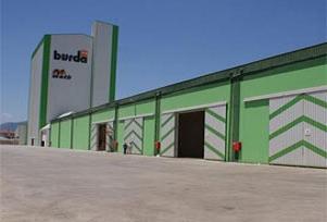 Türkiye'nin en büyük yem fabrikası açıldı.9108