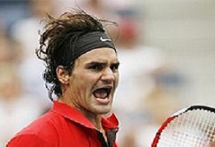 Federer 2-0 yenikken maçı kurtardı.11018