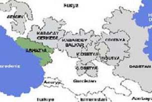 'Abhazya'ya karşı çifte standart'.12096