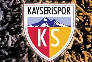 Kayserispor'da iki transfer.19307